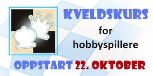 Sjakk-kurs for voksne i Oslo
