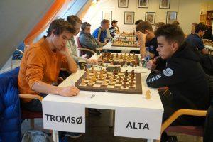 Hjemmelaget Tromsø tapte mot Alta i 2. runde