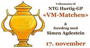 NTG Hurtig GP november 2018