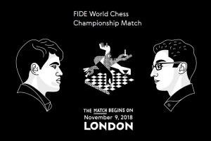 Carlsen - Caruana 2018