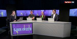VGTVs paneldeltakere er klare for VM-matchen