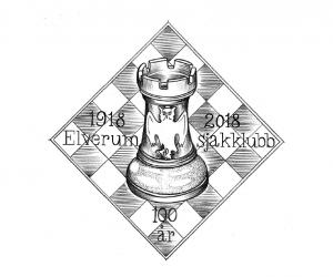 Elverum Sjakklubb 100 år