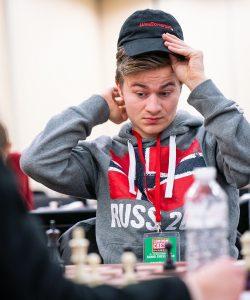 Sebastian Mihajlov har møtt to stormestre og er fortsatt ubeseiret