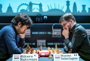 Nakamura slo Vachier-Lagrave i finalen i Grand Chess Tour