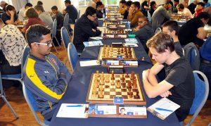 Jens E. Ingebretsen slår indiske IM Arjun i 4. runde