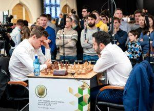 Carlsen snudde en tapt stilling til seier mot Melkumyan