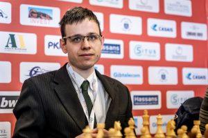 David Navara leder Gibraltar Chess Festival etter fire runder