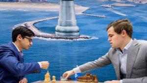 Giri og Carlsen spilte remis og tok de to første plassene i Tata Steel Masters