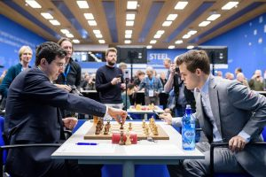 Kramniks siste langsjakkparti mot Carlsen ble remis