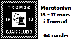 Maratonlyn i Tromsø