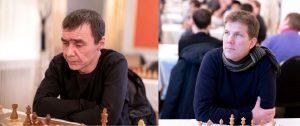 Orest Gritsak og Tiger Hillarp Persson tok de første plassene i Elite Hotels Open