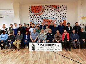 Deltakere i First Saturday februar