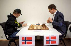 Mihajlov mot Hammer i andre runde
