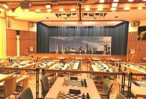 Spillelokalet i Bad Wörishofen