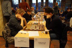 OSS slo Nordstrand og blandet seg inn i medaljekampen