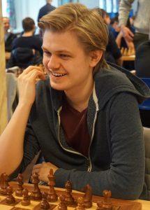 Lars Oskar Hauge kunne glede seg over sin første GM-norm