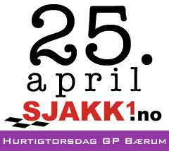 Sjakk1.no Torsdagslyn GP april Bærum