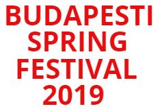 Budapest Spring Festival 2019