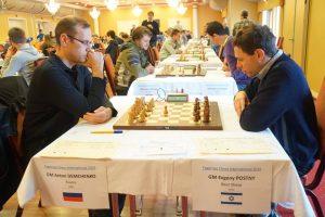 Demchenko slo Postny i fjerde runde og leder alene