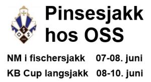 Pinsesjakk hos OSS