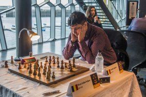 Constantin Lupulescu vant Reykjavik Open 2019