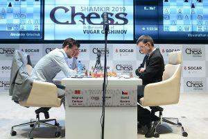 Carlsen leder alene etter seier mot Navara i tredje runde