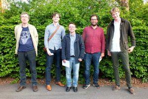 De fem beste i Copenhagen Chess Challenge