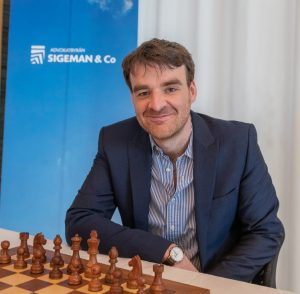Gawain Jones vant TePe Sigeman & Co Chess Tournament