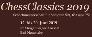Bad Neuenahr Chess Classics 2019