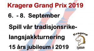 Kragerø Grand Prix 2019