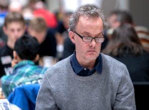 Ralf Åkesson vant Storsjödraget