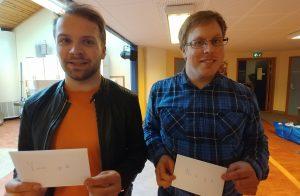 De to beste i A-gruppen, Hølleland og Martinsen