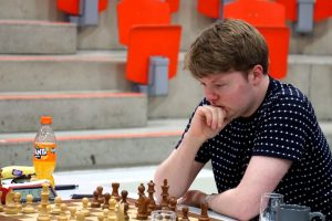 Kristian Stuvik Holm er nummer to og kan ta GM-norm