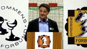 Morten L. Madsen ble gjenvalgt som president