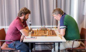 Torbjørn Ringdal Hansen mot Alexei Shirov