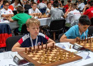 Aksel Bu Kvaløy har 4 poeng i Open 12