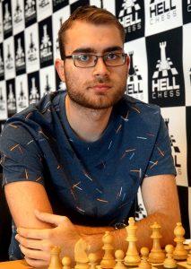 Bence Korpa vant Hell Chess International 2019