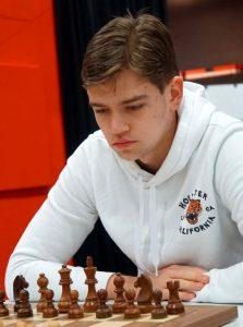 Tor Fredrik Kaasen vant hurtigsjakken