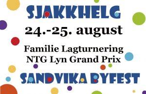 Sjakkhelg i Sandvika