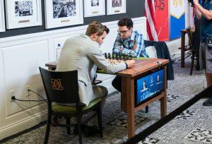 En ny remis mellom Carlsen og Caruana