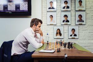 Carlsen venter fortsatt på sin første seier