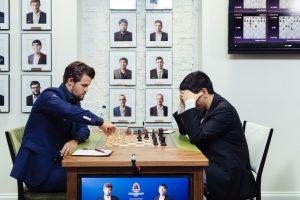Carlsen med en etterlengtet seier mot So