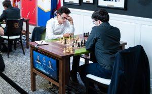 Caruana - Vachier-Lagrave var rundens mest interessante parti