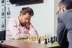 Aronian leder etter 6 runder