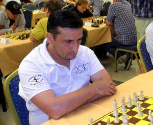 Qashashvili vant Summer Prague Open 2019