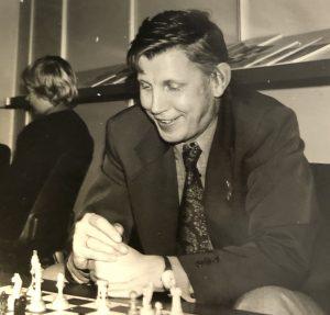 Bror Eeg i 1976