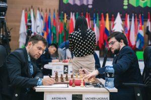 Vachier-Lagrave slo ut Aronian