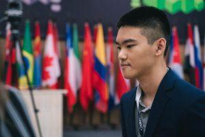 Xiong er eneste gjenværende amerikaner