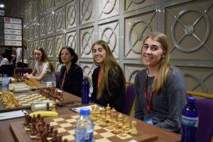 Norges kvinnelaget slo Sveits i fjerde runde