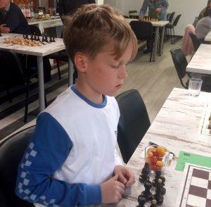 Unge Aksel Bu Kvaløy med sterkt resultat i Budapest